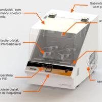 Incubadora Refrigerada II