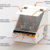 Incubadora Refrigerada com Timer II